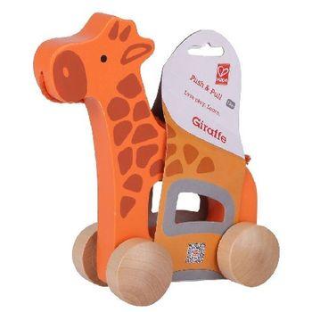 cumpără Hape Jucărie din lemn Girafă plimbăreaţă în Chișinău