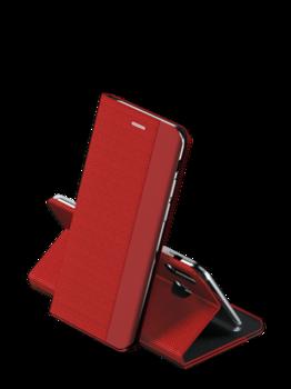 купить Чехол Flip Case Helmet Samsung Galaxy A12(A125), Red в Кишинёве