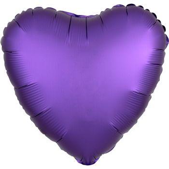 cumpără Inima Violet Satin în Chișinău