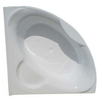 Fibrocom Ванна акриловая с гидромассажем Palas 150х150см