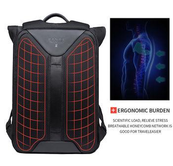"""купить Рюкзак BANGE BG66, 22л., черный, 15,6"""" в Кишинёве"""