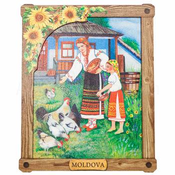 купить Картина - Молдова этно 7 в Кишинёве
