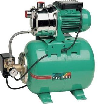 Гидрофор Speroni MARINA CAM 88/22 Inox 0.75 кВт 9м