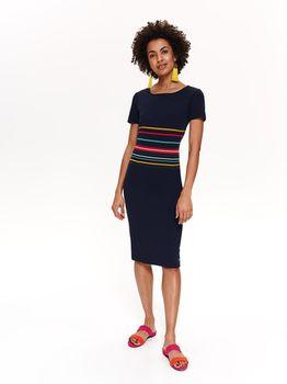 Платье TOP SECRET Темно синий ssu2676