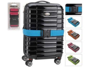 купить Ремень защитный с замком для чемоданов 5X180cm в Кишинёве