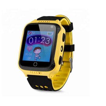 купить Детские смарт-часы Wonlex GW500S, Yellow в Кишинёве