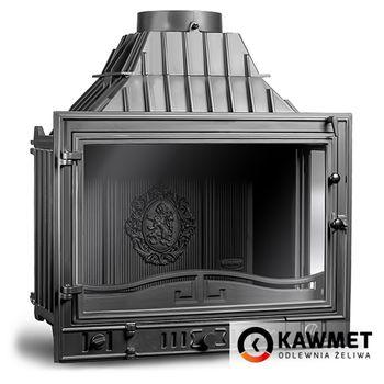 Каминная топка KAWMET W3 16,7 kW с правым боковым стеклом