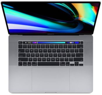 "NB Apple MacBook Pro 16"" MVVJ2RU/A Space Grey (Core i7 16Gb 512Gb)"