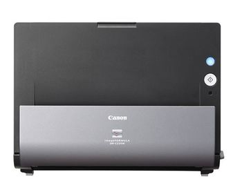 Document Scanner Canon DR-C225W II, WiFi, ADF (30 sheets - 50-80g/m2), 3-colour (RGB) LED, CMOS CIS 1 Line Sensor, Front/ Back/ Duplex, B&W 25ppm/50ipm - colour 25ppm/50ipm, 600x600dpi, 24-bit colour, Daily Duty Cycle: 1500 scans/day, USB 2.0, W2,7kg