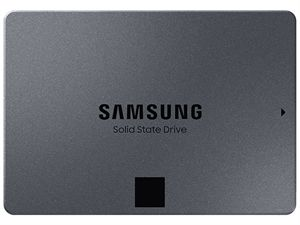 "2.5"" SSD 2.0TB  Samsung SSD 860 QVO, SATAIII, Sequential Reads: 550 MB/s, Sequential Writes: 520 MB/s, Max Random 4k: Read: 97,000 IOPS / Write: 89,000 IOPS, 7mm, Samsung MJX Controller, Cache 2GB LPDDR4 SDRAM, V-NAND 4bit MLC"