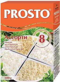 """cumpără """"PROSTO"""" Assorti de Orez 500gr (8 plicuri) în Chișinău"""