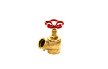 купить Вентиль пожарный угловой бронзовый Ø50 в Кишинёве