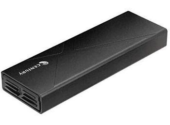 ".M.2 SATA /NVMe SSD Enclosure Century ""CM2NVSDBU32C"""