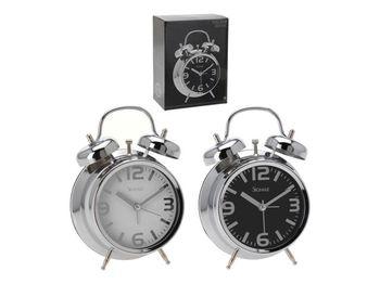 cumpără Ceas-desteptator din metal 11.8Х5.7Х16cm (cadran stralucitor) în Chișinău
