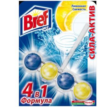 cumpără Bref WC cu aromă de lămîie, 50 gr în Chișinău