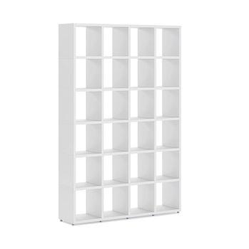 cumpără Etajeră Boon 2180x1450x330 mm,alb în Chișinău