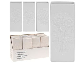 Увлажнитель для комнаты 20.5X8X3.5cm, белый, керамический