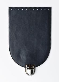 Clapă cu închizătoare pentru geantă/rucsac, Albastru Închis