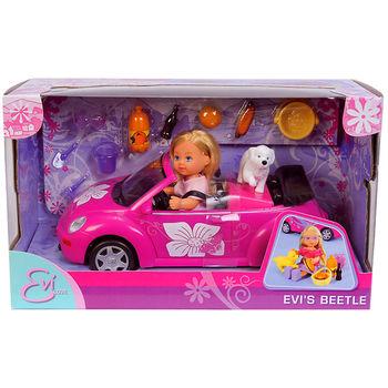 cumpără Doll Steffi Dragostea Evie în mașina Simba 5731539 în Chișinău