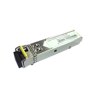 купить SFP module,1.25G single fiber, WDM, 1550nmTX/1310nmRX, SC/UPC connector, 20km в Кишинёве