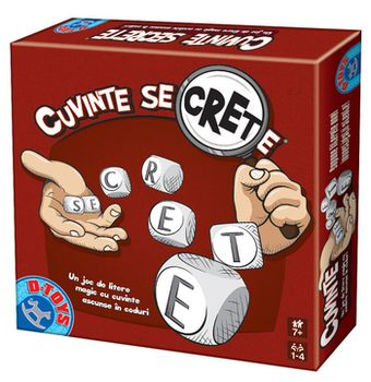 cumpără Joc de masă Cuvinte Secrete 6212 în Chișinău