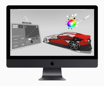 """купить 27"""" APPLE iMac Pro в Кишинёве"""
