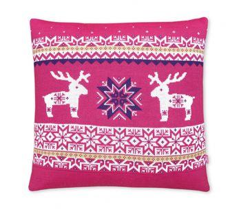 cumpără Perna Kama Knitted pillow M, pink, P424 114 M în Chișinău