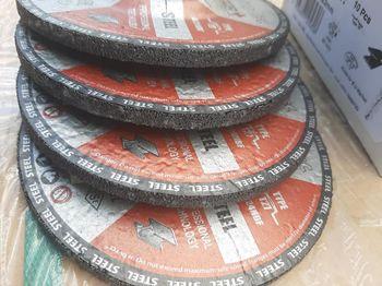 купить Диск шлифовальный 125*6.0*22.23 Vector Plus Industrial/10/120 в Кишинёве