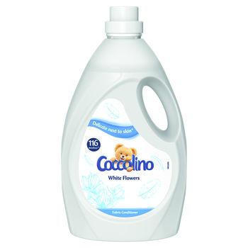 Кондиционер для белья Coccolino White Flowers, 2.9л