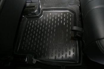 LAND ROVER Discovery 4, 2010->, 4 шт. Коврики в салон