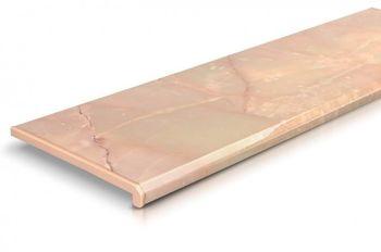 купить Подоконник Danke премиум-класса Onyx – розовый оникс в Кишинёве