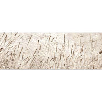 Keros Ceramica Декор Retiro Beige Notas 25x70см