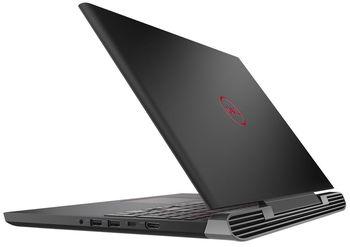 """купить DELL Inspiron Gaming 15 7000 Black (7577), 15.6"""" FullHD (Intel® Quad Core™ i7-7700HQ 2.80-3.80GHz (Kaby Lake), 16Gb DDR4 RAM, 256Gb SSD+1.0TB, GeForce® GTX1060 6Gb DDR5, CardReader, WiFi-AC/BT4.2, 4cell,HD720p Webcam, Backlit KB, RUS, Ubuntu,2.65kg) в Кишинёве"""