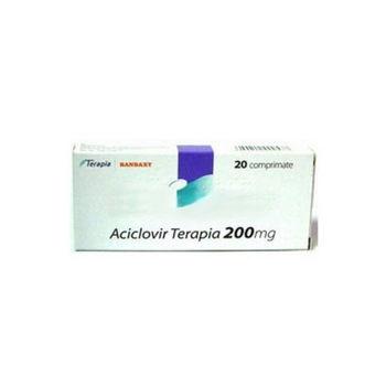 cumpără Aciclovir 200mg comp. N20 în Chișinău