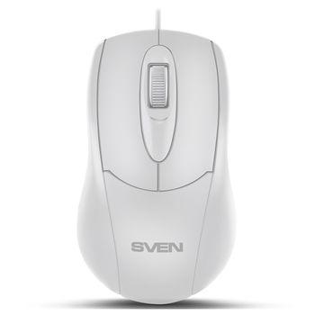 Mouse Sven RX-110, White