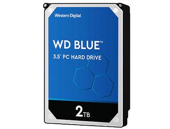 """Hard Disk 3.5"""" HDD 2TB Western Digital Caviar Blue WD20EZBX, 7200rpm, 256MB, SATA3 6GB/s"""