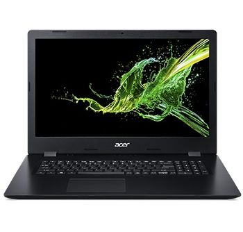 "ACER Aspire A315-54 Shale Black (NX.HEFEU.003) 15.6"" FHD (Intel® Core™ i3-8145U 2xCore 2.1-3.9GHz, 4GB (1x4) DDR4 RAM, 1TB HDD, Intel® UHD Graphics 620, w/o DVD, WiFi-AC/BT, 2cell, 0.3MP webcam, RUS, Linux, 1.9kg)"