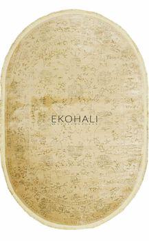 Ковёр ручной работы E-H Color line MG165 GOLD(OVAL)
