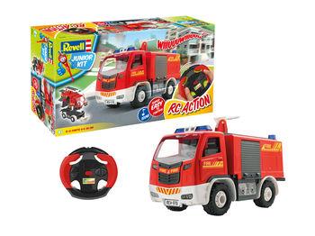 "Сборная модель Revell Junior р/у ""Fire Truck"", 00970, код 43793"