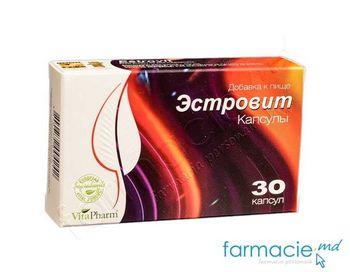 купить Estrovit caps. N30(Vitapharm) в Кишинёве