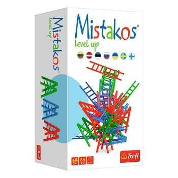 """Настольная игра """"Mistakos Level Up"""" 44642 (4542)"""