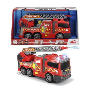 купить Dickie Пожарная Машина, свет + звук, 36 см. в Кишинёве