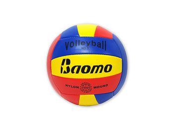 """Мяч волейбольный """"Baomo"""" 21cm, PVC"""