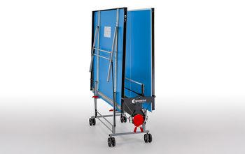 Теннисный стол с сеткой 5 мм Sponeta Outdoor 3-47e blue (3649)