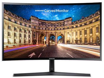 """cumpără Monitor 27.0"""" SAMSUNG """"C27F396FHI"""", G.Black în Chișinău"""