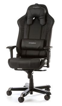Gaming Chair DXRacer Sentinel GC-S28-N, Black/Black