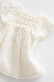 Платье ZARA Бежевый 1186/396/959