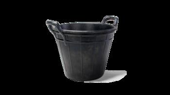 """купить Ведро резиновое рукоятка пластиковая """"RUBBERBUCK"""" (18л) в Кишинёве"""
