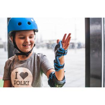 купить Защита для роликов в компл. Powerslide Kids Pro Set, 906027 в Кишинёве