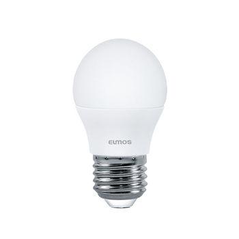 купить Лампочка светодиодная G45 6Вт E27 6400K 470Lm ELMOS в Кишинёве